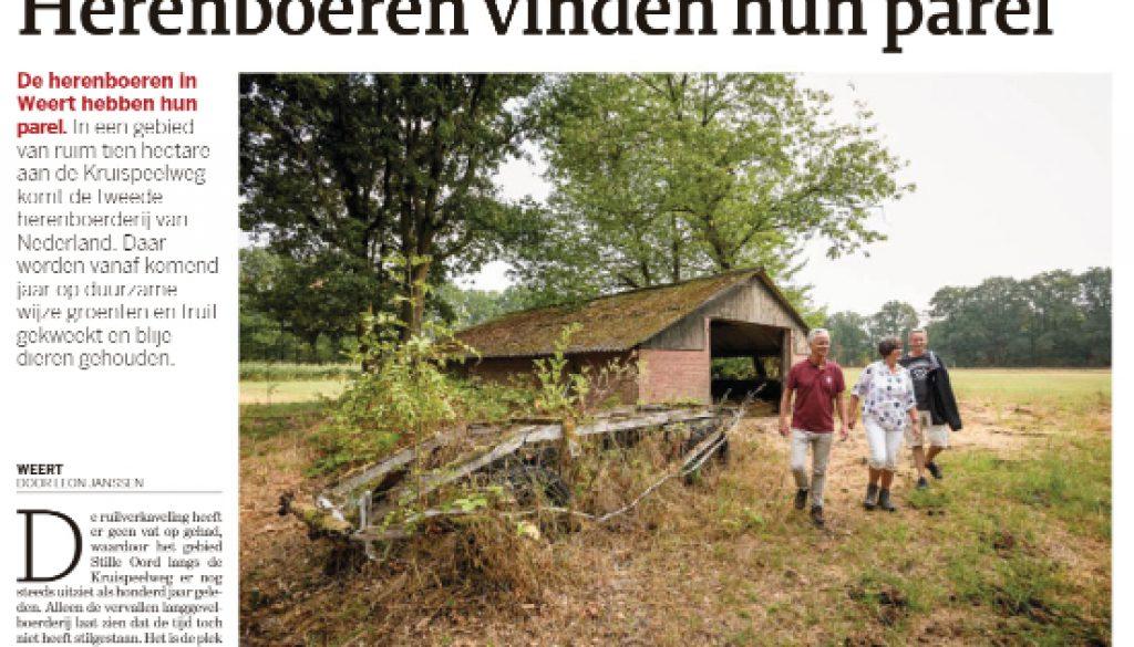 Herenboeren Limburger