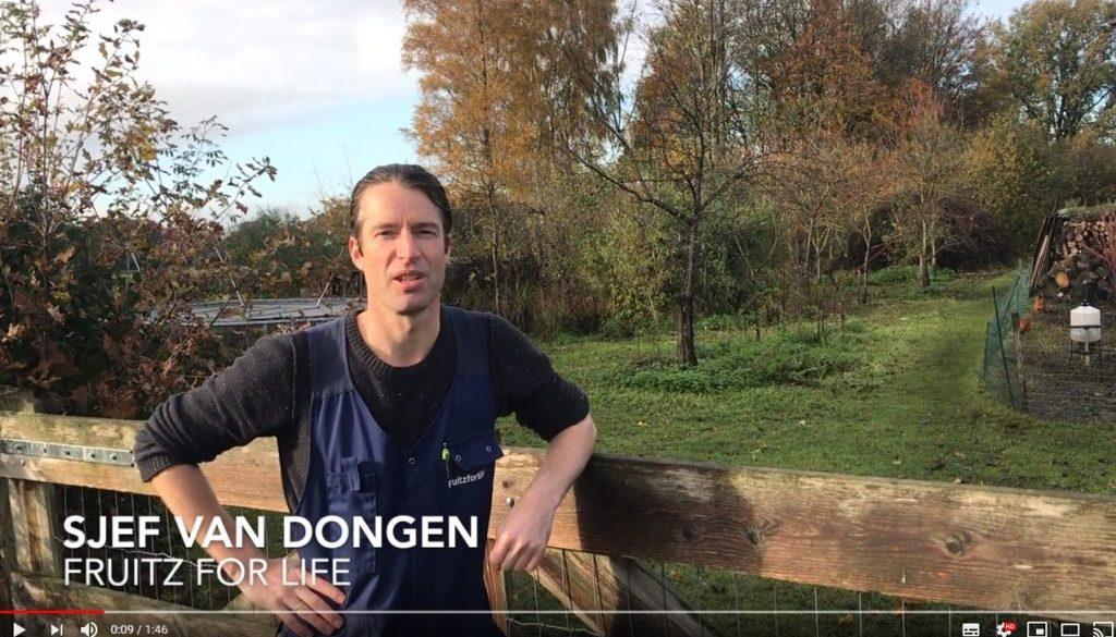 Sjef van Dongen betrokken bij het inrichtingsplan van Herenboerderij Alt Weert