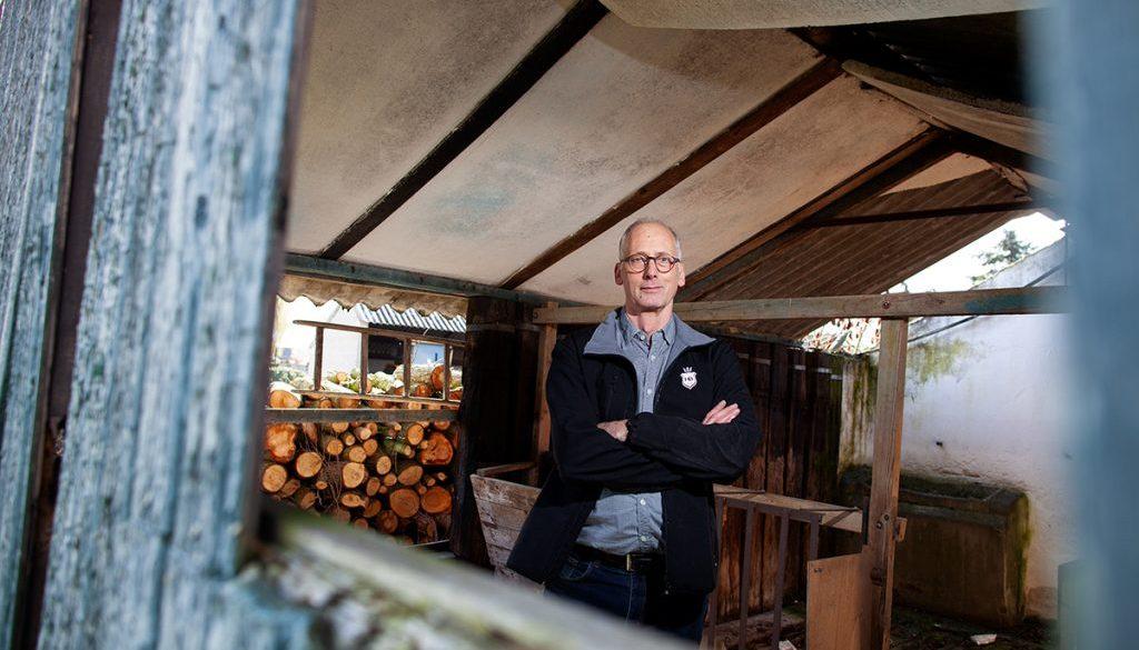 Tiny van den Wittenboer - Secretaris Herenboeren Land van Weert